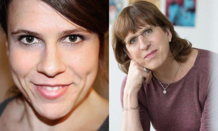 Nina Wels & Regina Welker